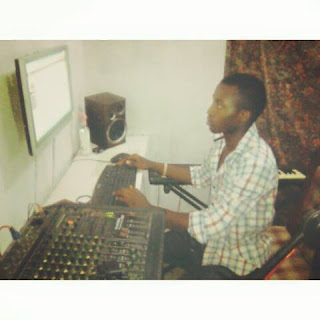 Mr Kendy learning music production year 2014