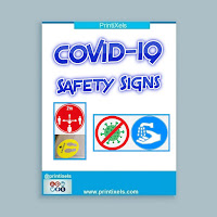 COVID-19 Safety Signs Philippines