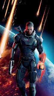 Mass Effect 3 Mobile HD Wallpaper