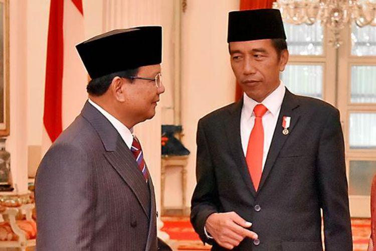 Dianggap Penjilat Usai Berikan Pujian ke Jokowi, Prabowo Disebut Turun Kelas Setara Ngabalin