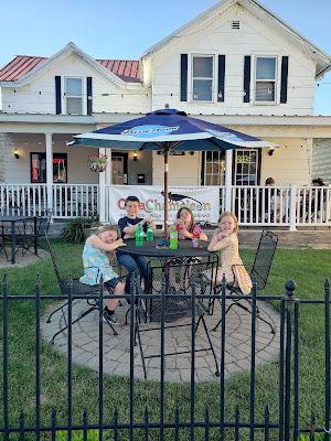 Iowa Ice Cream Road Trip at Casa Chameleon in Belmond
