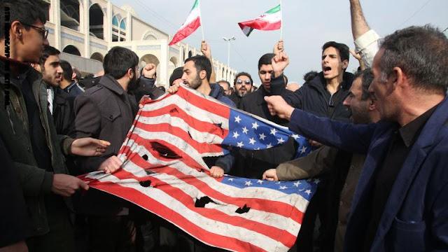 خارجية سويسرا: سلمنا طهران رسالة من الإدارة الأمريكية