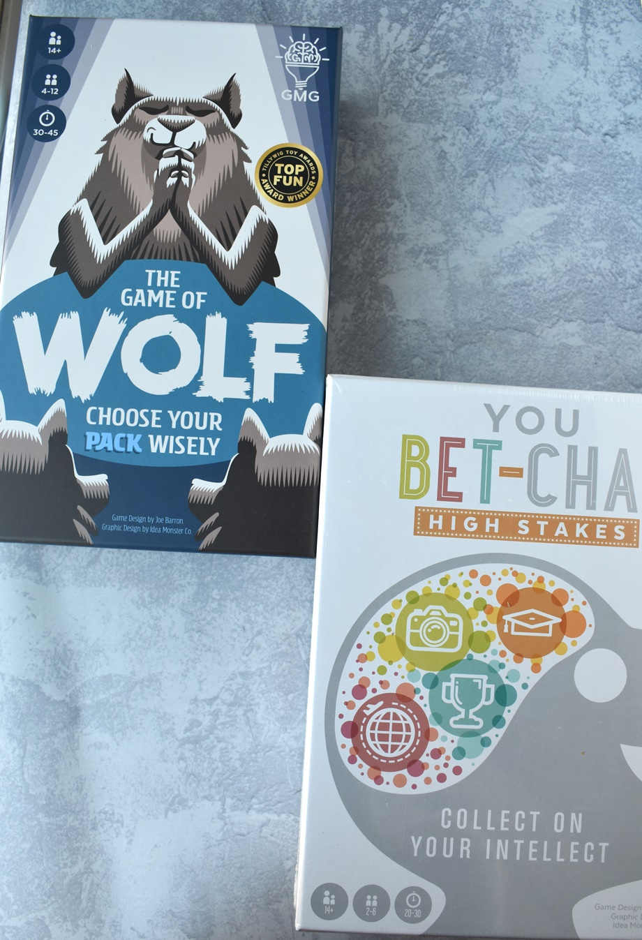 The Game of Wolf and You Bet-Cha Game