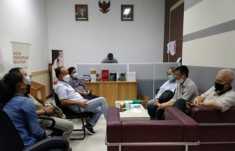 FKMTI Menilai Jawaban Camat Serpong Tidak Sesuai Putusan Pengadilan KIP Banten