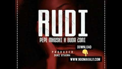 NEW SINGEL MUSIC | PEPE MKUSHI X BUDA ZONI - RUDI | DOWNLOAD