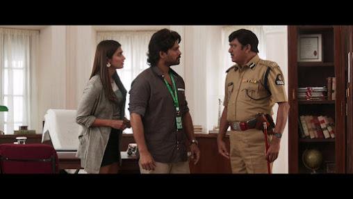 ala vaikunthapurramuloo action scene3