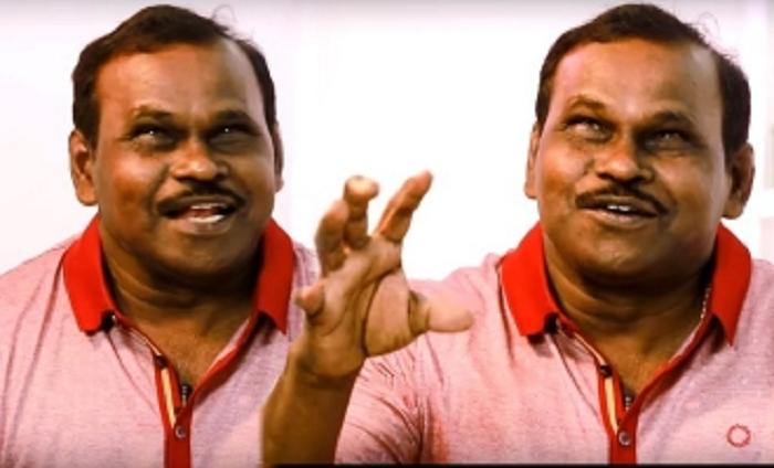 """The Difference between Santhanam and Goundamani"" - 'Kalakalappu2' George"