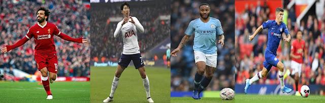 4 Wakil Liga Ingris Lolos Ke Babak 16 Besar Liga Champions 2019