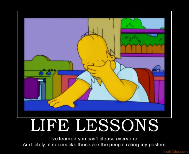 Funniest Posters & Photo Prints   Zazzle   Lesson Learned Poster