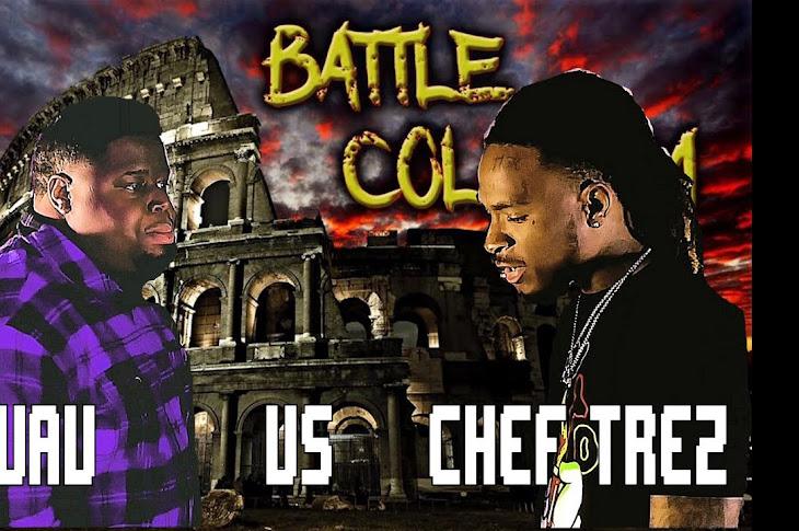 Battle Coliseum Presents: Chef Trez vs Swav