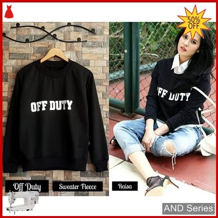 AND416 Sweater Wanita Off Duty Murah BMGShop
