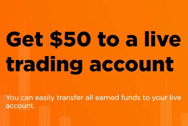 Bonus Forex Tanpa Deposit AMarkets $50