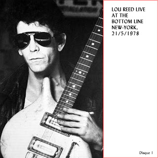 Bootblogger Lou Reed Bootlegs Lou Reed Live At The New
