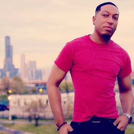 "Introducing Chicago's New King of Soul "" Brandon James"""