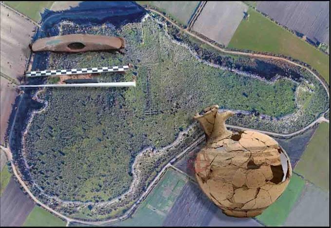 Νέα σημαντικά αρχαιολογικά ευρήματα στη μυκηναϊκή ακρόπολη του Γλα Βοιωτίας