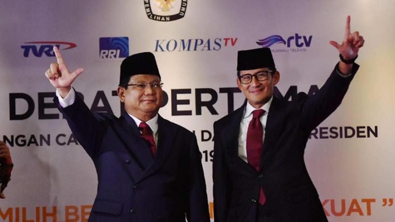 Pidato Prabowo Dinilai Kampanye, Jokowi Bukan, Ini Alasan KPU
