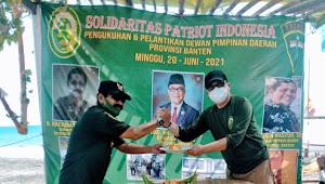 Pengukuhan dan Pelantikan Dewan Pimpinan Daerah Provinsi Banten Sekaligus Hari Ulang Tahun Ke-1 Solidaritas Patriot Indonesia