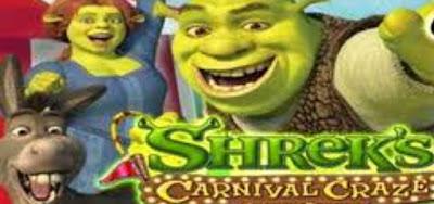 تحميل لعبة Shrek's Carnival Craze