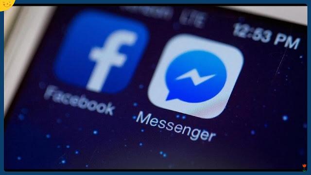 Messenger Share Screen