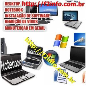 Assistência técnica informática