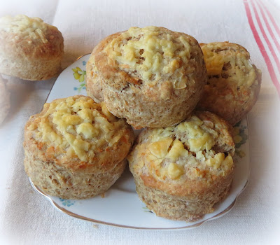 Cheese & Marmite Scones