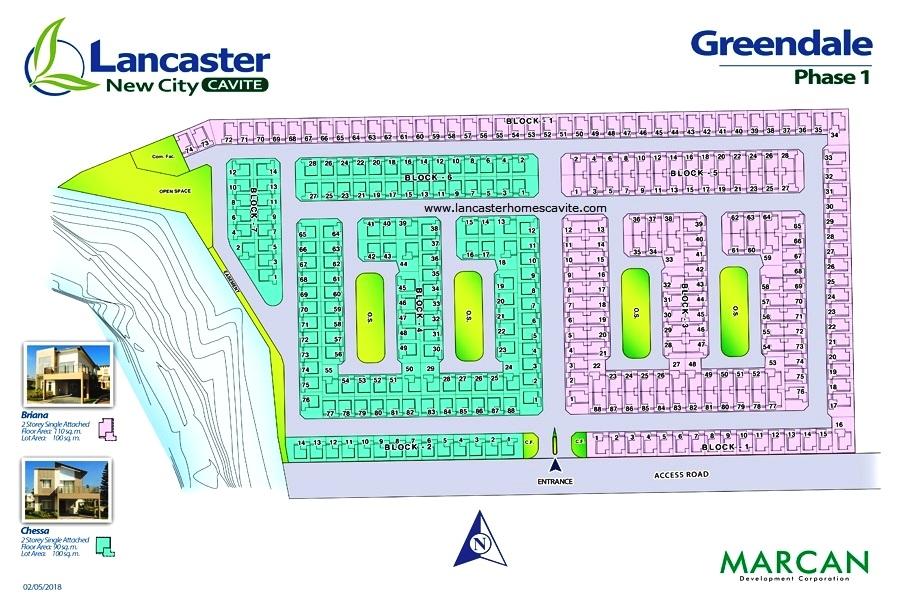 LANCASTER ZONE 3 Lancaster New City Cavite Greendale Village