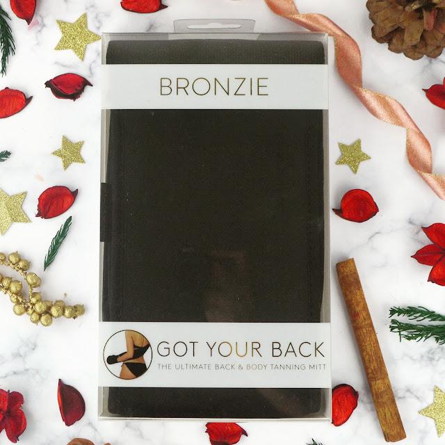 Instant Beauty Fix Products Review Bronzie Got Your Back Tanning Mitt Lovelaughslipstick Blog
