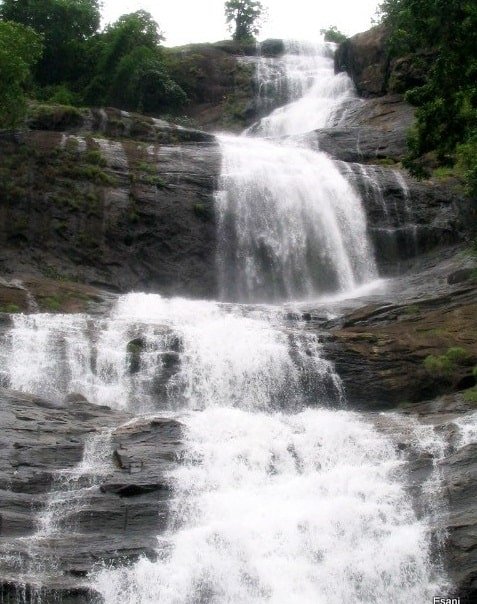 Nyayamakad Waterfalls Munnar, Best Places to Visit in Munnar