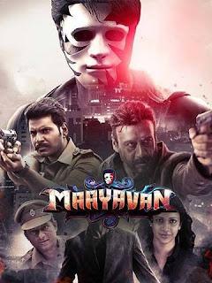 Maayavan 2017 Hindi Dubbed 1080p WEBRip