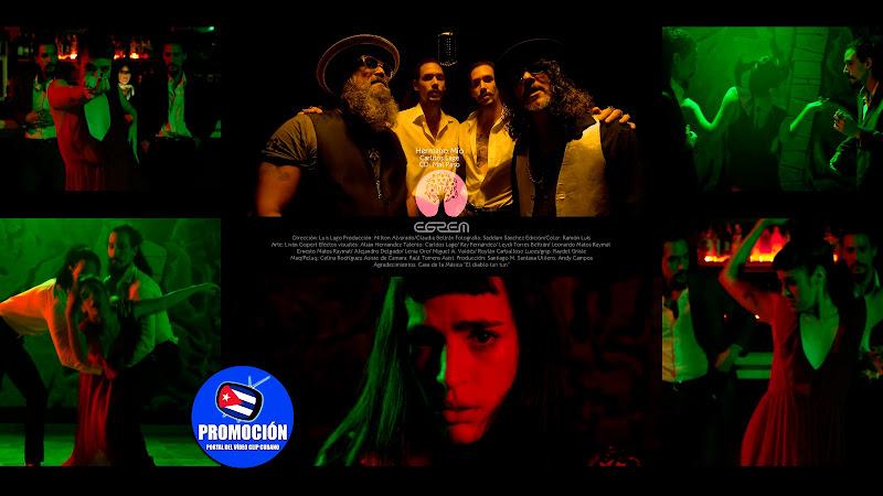 Ray Fernández y Carlitos Lage - ¨Hermano mío¨ - Videoclip - Director: Luis Lago. Portal Del Vídeo Clip Cubano. Música cubana. Canción. Cuba.