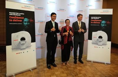 Peluncuran Magnetom Lumina dan Magnetom Altea dari Siemens Healthineers
