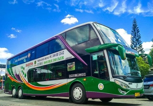 Booking Online Tiket Bus di Indonesia
