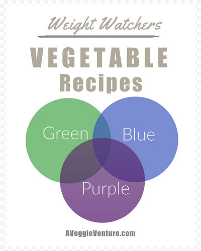 Weight Watchers Vegetable Recipes with Green, Blue & Purple Weight Watchers points ♥ A Veggie Venture, the food blog with vegetable inspiration from A(sparagus) to Z(ucchini). Seasonal to staples, savory to sweet, salads to sides, soups to supper, simple to special. Many vegan, gluten-free, low-carb, paleo, whole30 recipes.