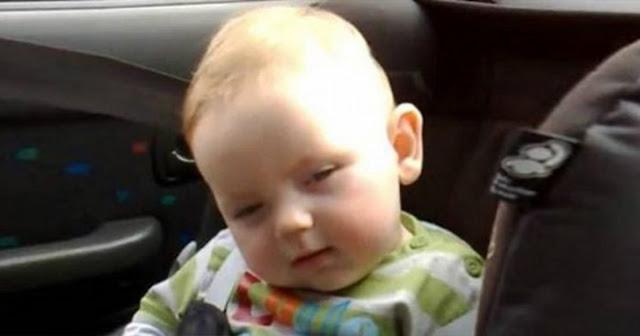 Απίθανο video: Το πιο αξιολάτρευτο νυσταγμένο μωρό