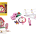 "LEGO Girls' 9005039 ""Time Teacher"" Set with Minifigure-Link Watch Watch, Constructible Clock, and Activity Cards"
