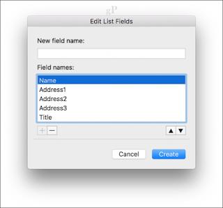 Cara Menggunakan Mail Merge di Microsoft Word 2016 untuk Mac