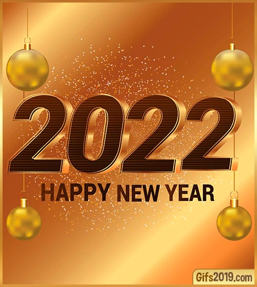 images happy new year 2022