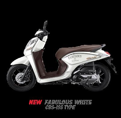 Warna dan Spesifikasi Honda Genio Versi 2021