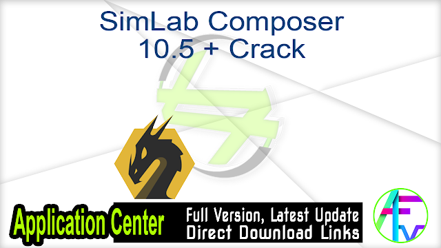 SimLab Composer 10.5 + Crack