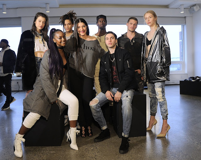 Justine Skye and Black Atlass True Religion