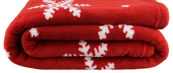 Snow Flake Blankets