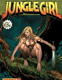 Jungle Girl Comic
