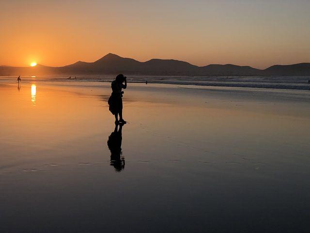 Atardecer_en_Famara_Lanzarote_Obe_Rosa_ObeBlog