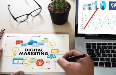 Digital Marketing (Pengertian, Manfaat, Fungsi, Dimensi dan Strategi)