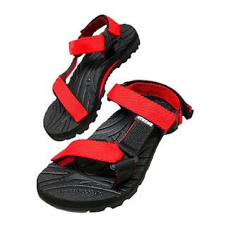 sandal gunung anak