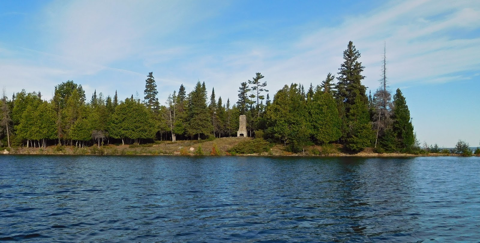 Great Loop Two - Last Dance: North Channel - Mosquito Island