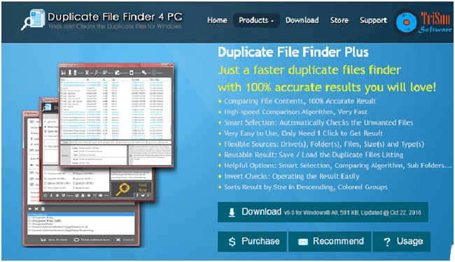 how to delete duplicate files on pc