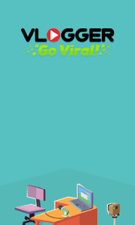 Vlogger Go Viral Clicker v2.18 Sınırsız Elmas Hileli APK indir
