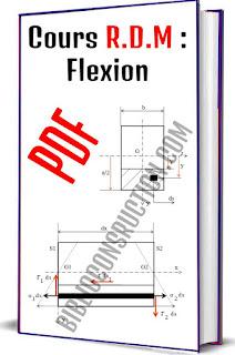 Cours R.D.M : Flexion PDF