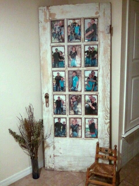 decorating with doors | Decoration For Home